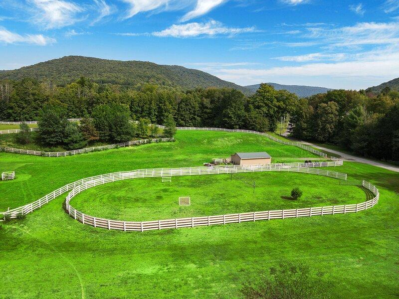 View from DeerRidge Estate