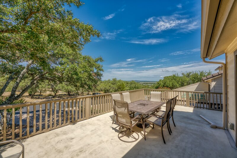 Poolside Escape, holiday rental in Horseshoe Bay