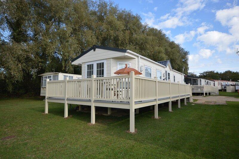 Langford Lodge, location de vacances à Adgestone