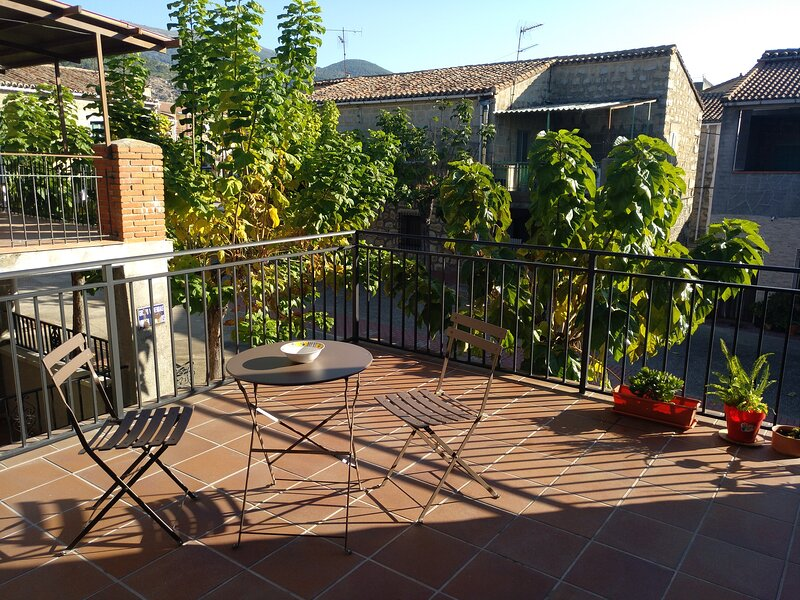 Nice apartment with mountain view, holiday rental in Piedralaves