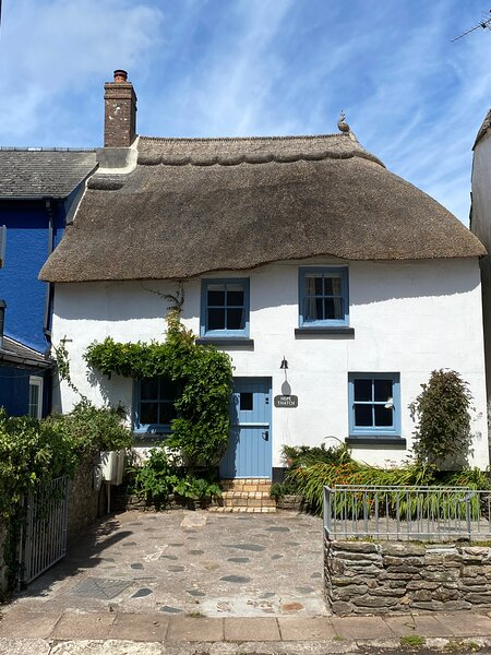 Hope Thatch, vacation rental in Salcombe