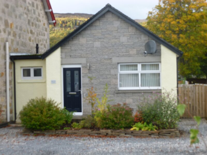 The Shelter Stone Cottage, holiday rental in Badenoch and Strathspey