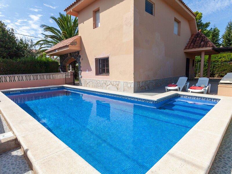 Zaida, holiday rental in Miravet