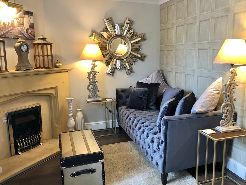 Cotswold Chic Retreats 'Jacinabox' in Chipping Campden, The Cotswolds – semesterbostad i Chipping Campden