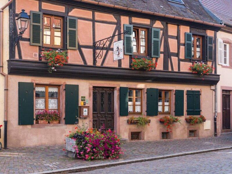 Amazing house with terrace & Wifi, holiday rental in Kientzheim