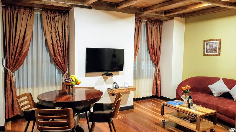 Magic stay in historic center of Quito, holiday rental in Yasuni National Park