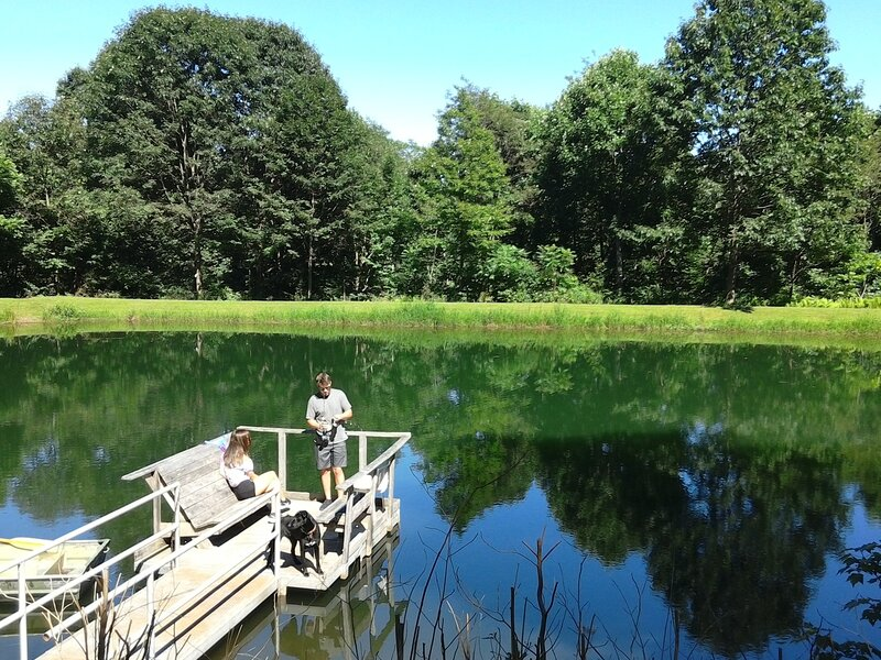 Tentrr Signature Site - Homer Pond, holiday rental in Cresson
