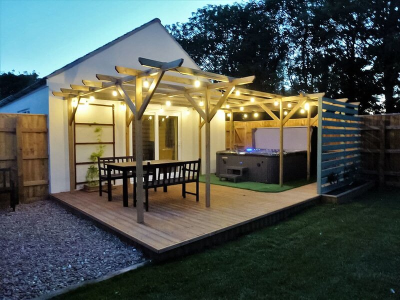 Badgers Willow, vacation rental in North Somercotes