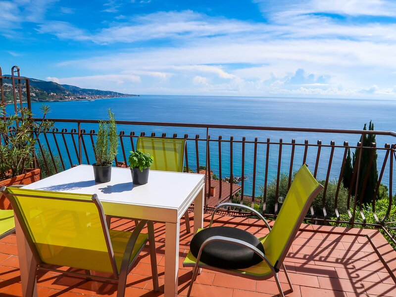 Paradise View, vacation rental in Ventimiglia