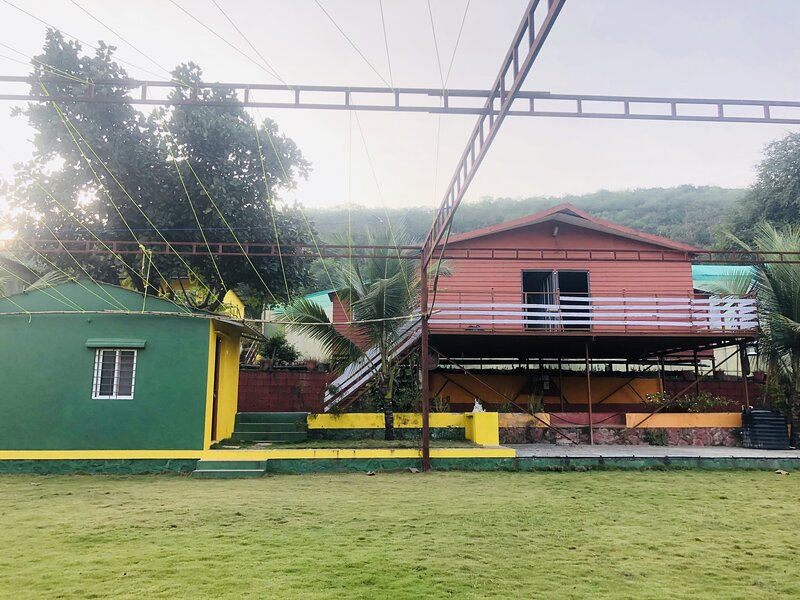 Murli-Madhav Baug - Farmhouse Rental, location de vacances à Wakad