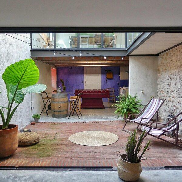 Cal Gran. Una casa con encanto cerca del mar, holiday rental in La Riera de Gaia