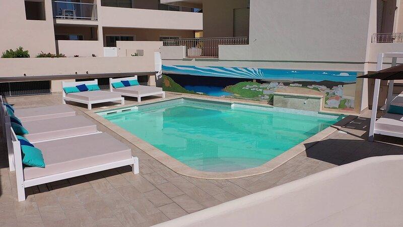 La Contessa Bilocale Superior vista mare, holiday rental in Terravecchia-portoquadro