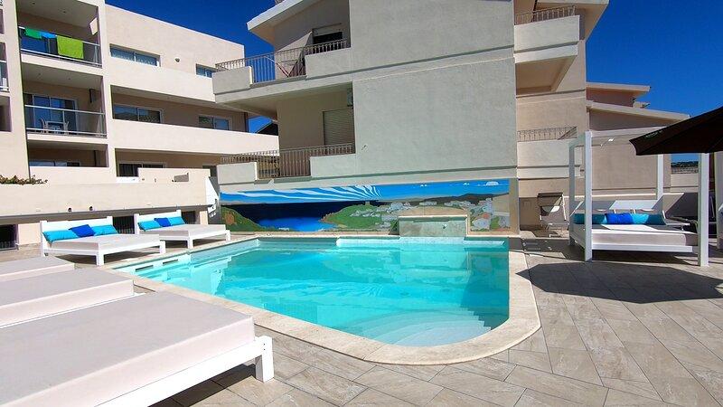 La Contessa Bilocale Superior, holiday rental in Terravecchia-portoquadro