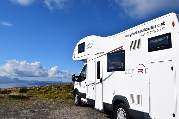 GO Forth! Motorhome Hire, location de vacances à Burntisland