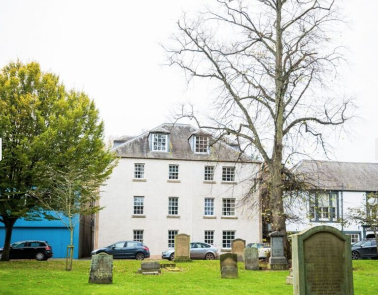 Spread Eagle House Apartment, holiday rental in Kelso