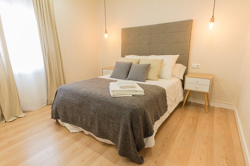 Apartamento Avenida Colon, holiday rental in Ausejo
