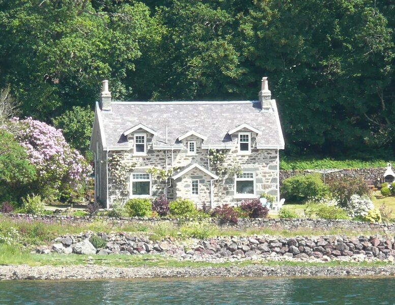 Creag-an-Fhithich, Kilmelford, Oban, PA34 4XD, holiday rental in Oban