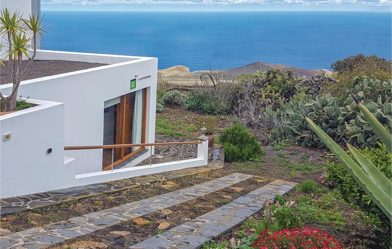Awesome home in Valverde, El Hierro with 0 Bedrooms and WiFi (EHI206), holiday rental in Las Puntas