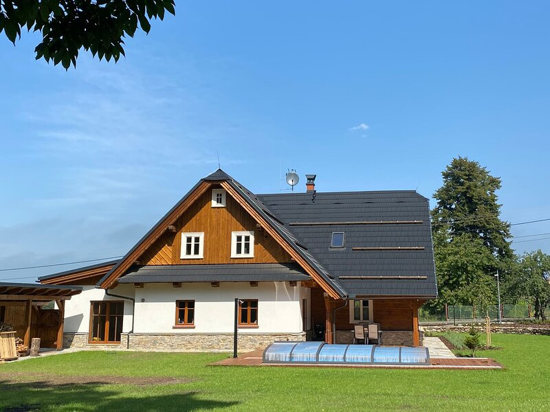 Roubenka Staňka, holiday rental in Cieszyn