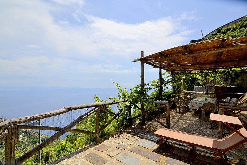 Casa Alcea, holiday rental in Furore