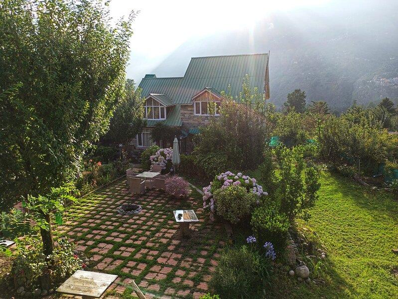 Meraki Cottages, holiday rental in Kullu District