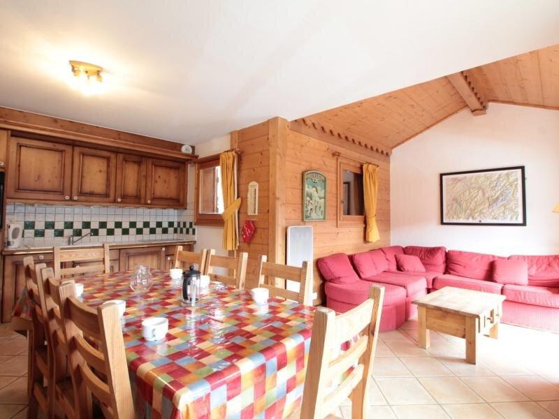3pièces cabine 8pers :face au spa et au ski bus – semesterbostad i Les Carroz-d'Araches