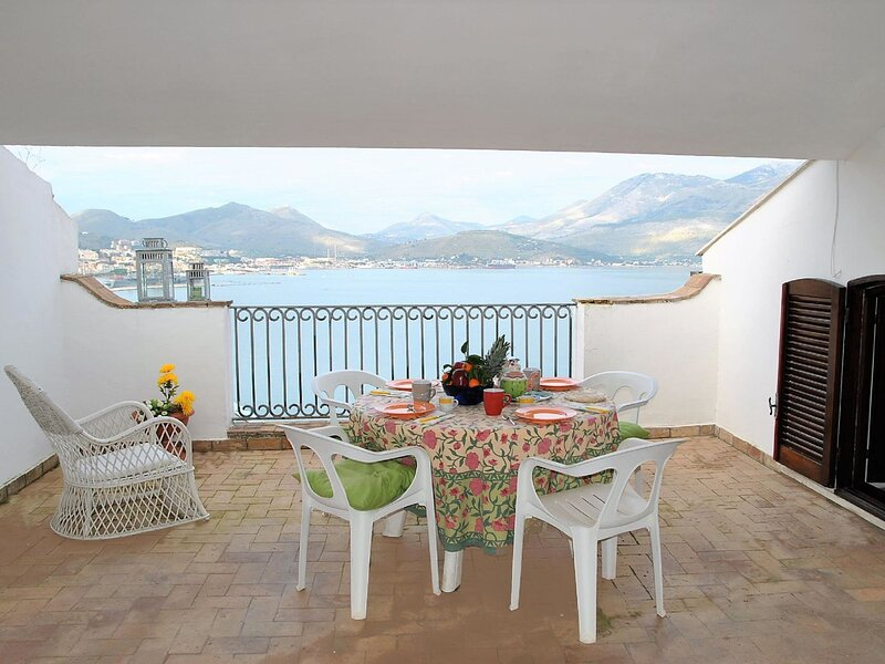 Bella Vista, holiday rental in Gaeta