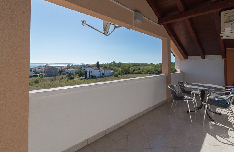 Apartment Divino /A3 in Privlaka, vacation rental in Privlaka