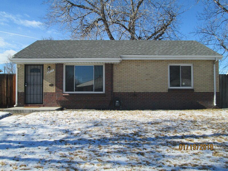 your park hill home from home, vacation rental in Commerce City