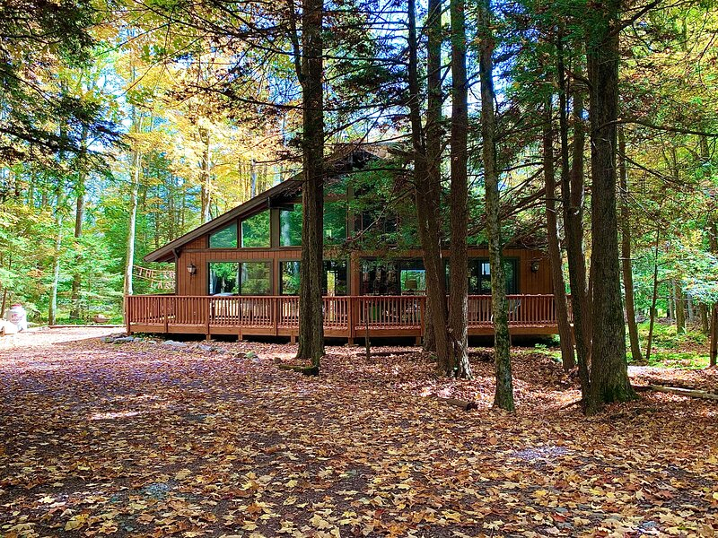 The King's Cabin, holiday rental in Blakeslee
