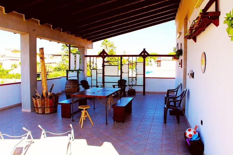 Villa Viola, alquiler vacacional en Lentini