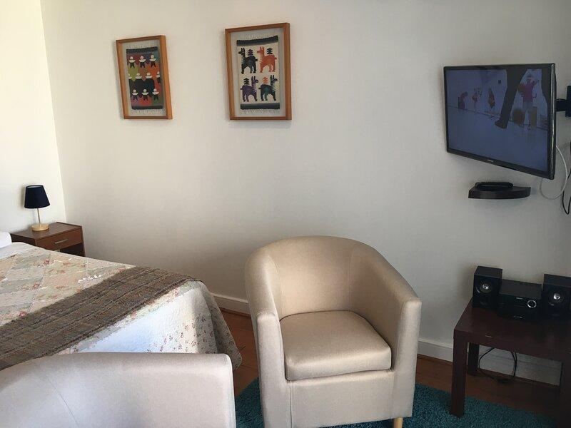 Hermoso departamento estudio con vistas, vakantiewoning in Nunoa