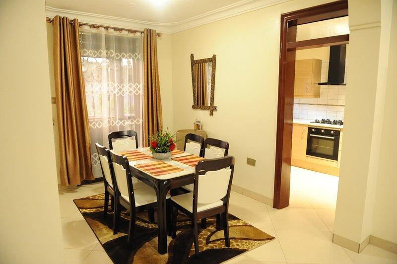 EricWilkins Apartments, location de vacances à Kampala
