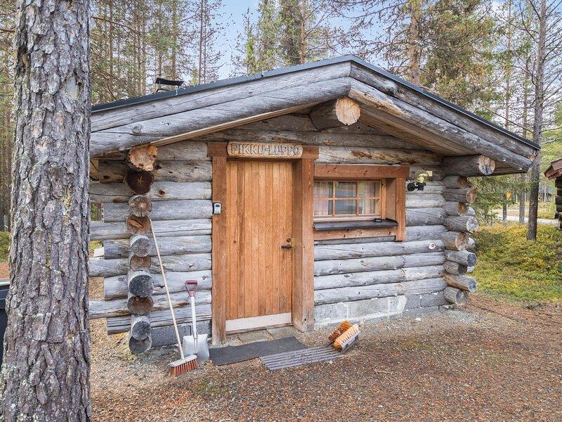 Pikku-luppo ( ent. luppo-lainio pieni), location de vacances à Akaslompolo