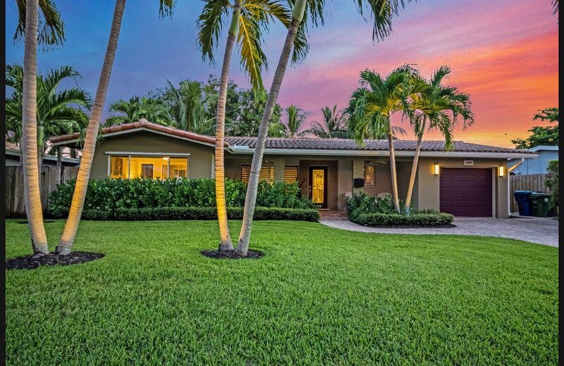 Hidden Oasis in the Heart of Fort Lauderdale, vacation rental in Wilton Manors