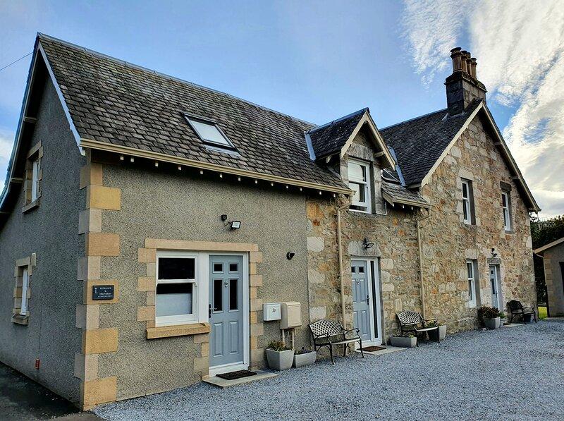 Oakbank Cottage, holiday rental in Kirkmichael