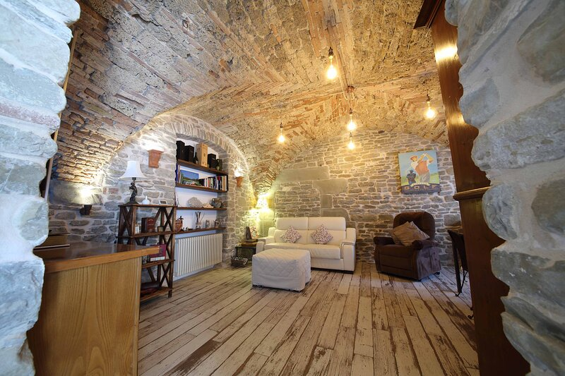 Nice studio with mountain view, holiday rental in Palazzuolo Sul Senio