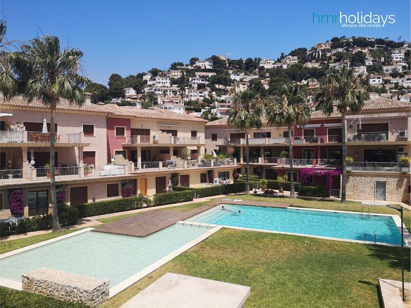 Duplex Montemar, vacation rental in Benissa