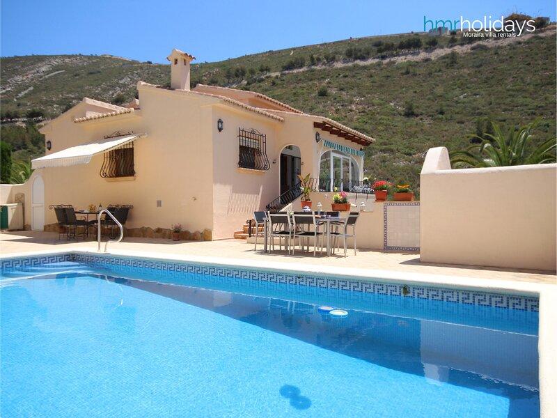 Villa Vista Portet, holiday rental in Benitachell