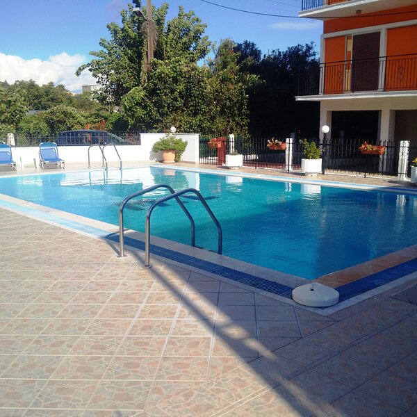 Corfu Marilena Pool Studios near the beach, vacation rental in Ipsos