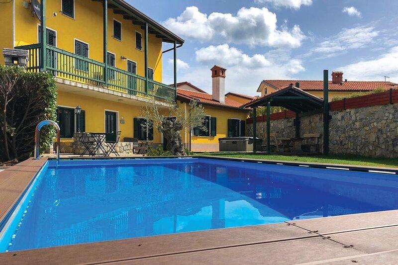 Villa Friuli - Karst, casa vacanza a Crni Vrh