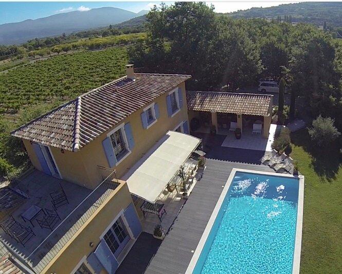 Villa Les Vanels, holiday rental in Villars