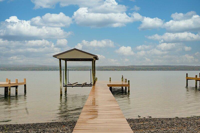 Seneca Lake | Daytime Dock Use | Boat Slip Not Available