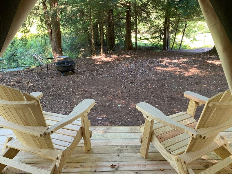 Tentrr Signature Site - Trout Meadow, vacation rental in Confluence