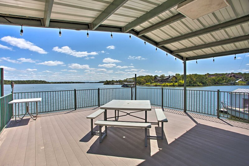 2-Story Private Dock