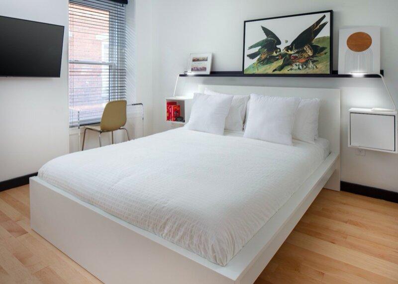 Your NICHE  Room with 1 bath in University City | Unit 3C, location de vacances à Bala Cynwyd