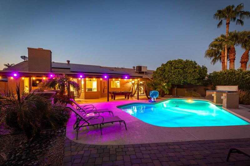 Tatum Retreat by Scottsdale Stays ❤️ Heated Pool-Spa-Putting Green-Billiards., casa vacanza a Scottsdale