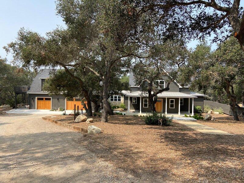 4 Gables, New Modern Farm House Sleeps 12, holiday rental in Arroyo Grande
