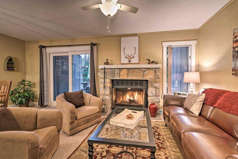 Lake Harmony Home: 0.3 Mi to Jack Frost Ski Resort, holiday rental in Bear Creek