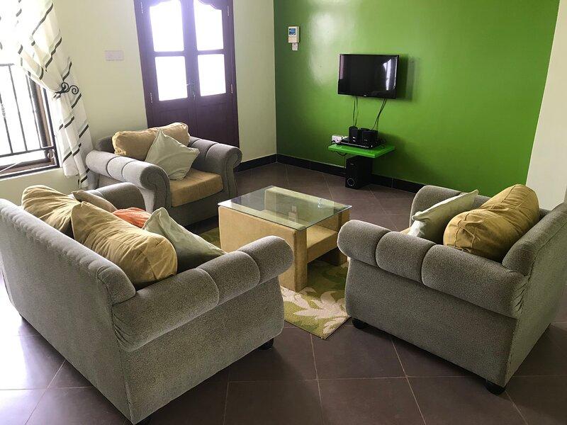 In-Africa Apartments (green), aluguéis de temporada em Arusha (região)